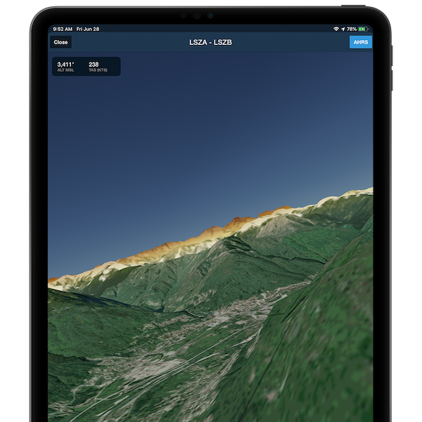ForeFlight - Airport 3D View