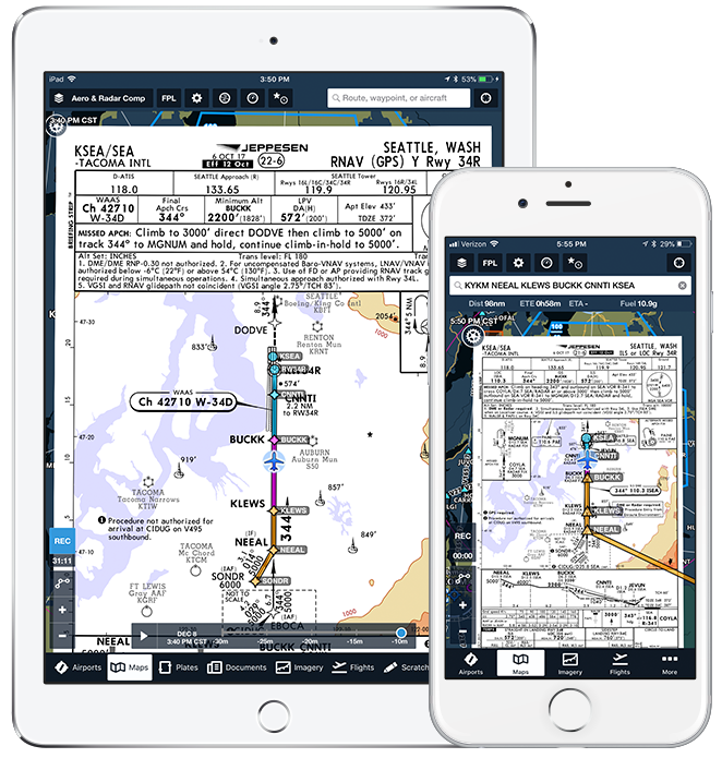 Foreflight Integrated Flight App For Pilots