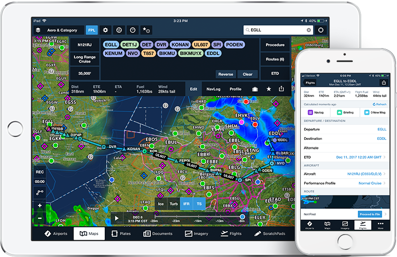 ForeFlight - Integrated Flight App for Pilots