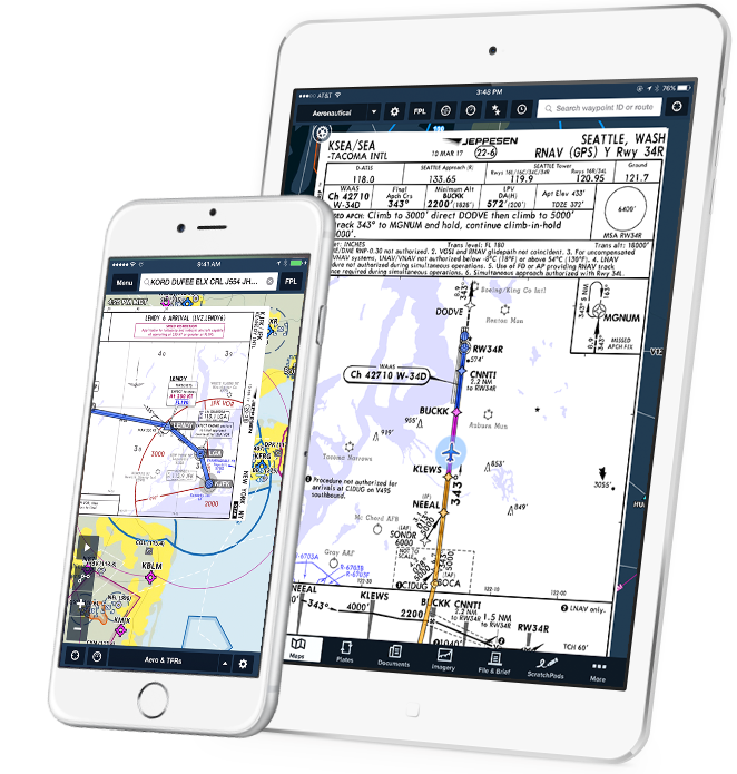 ForeFlight Electronic Flight Bag And Apps For Pilots - Jeppesen turbulence map us