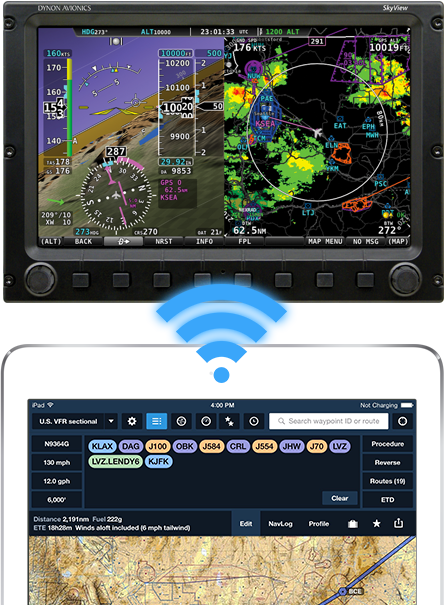 ForeFlight - Connect with Portable and Installed Avionics