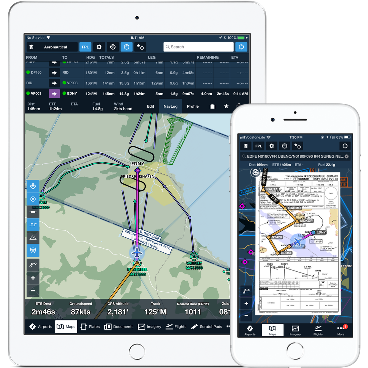 Foreflight Electronic Flight Bag And Apps For Pilots
