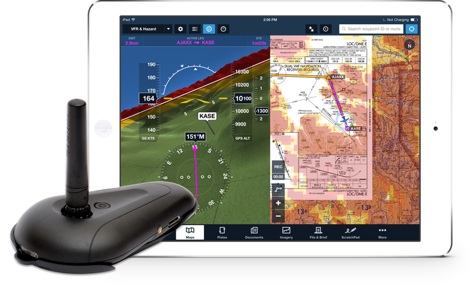 ForeFlight - Connect with Garmin Flight Stream