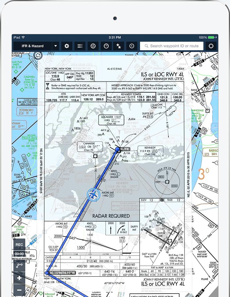 Quality Navigation Data